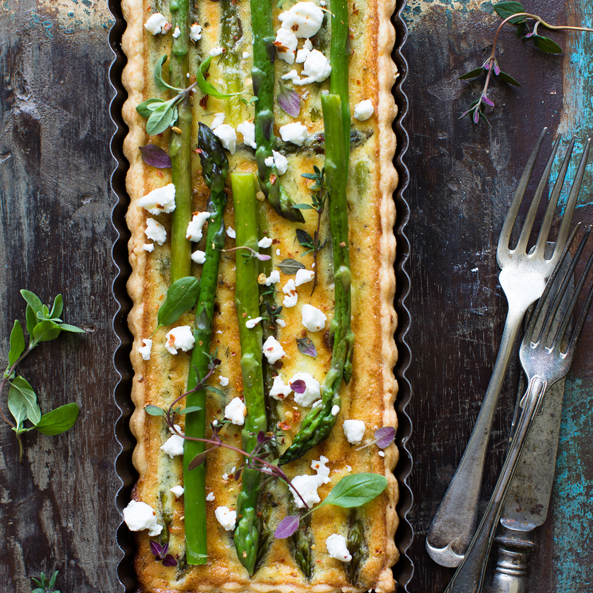 asparagus tart with crumbled feta and walnuts.jpg