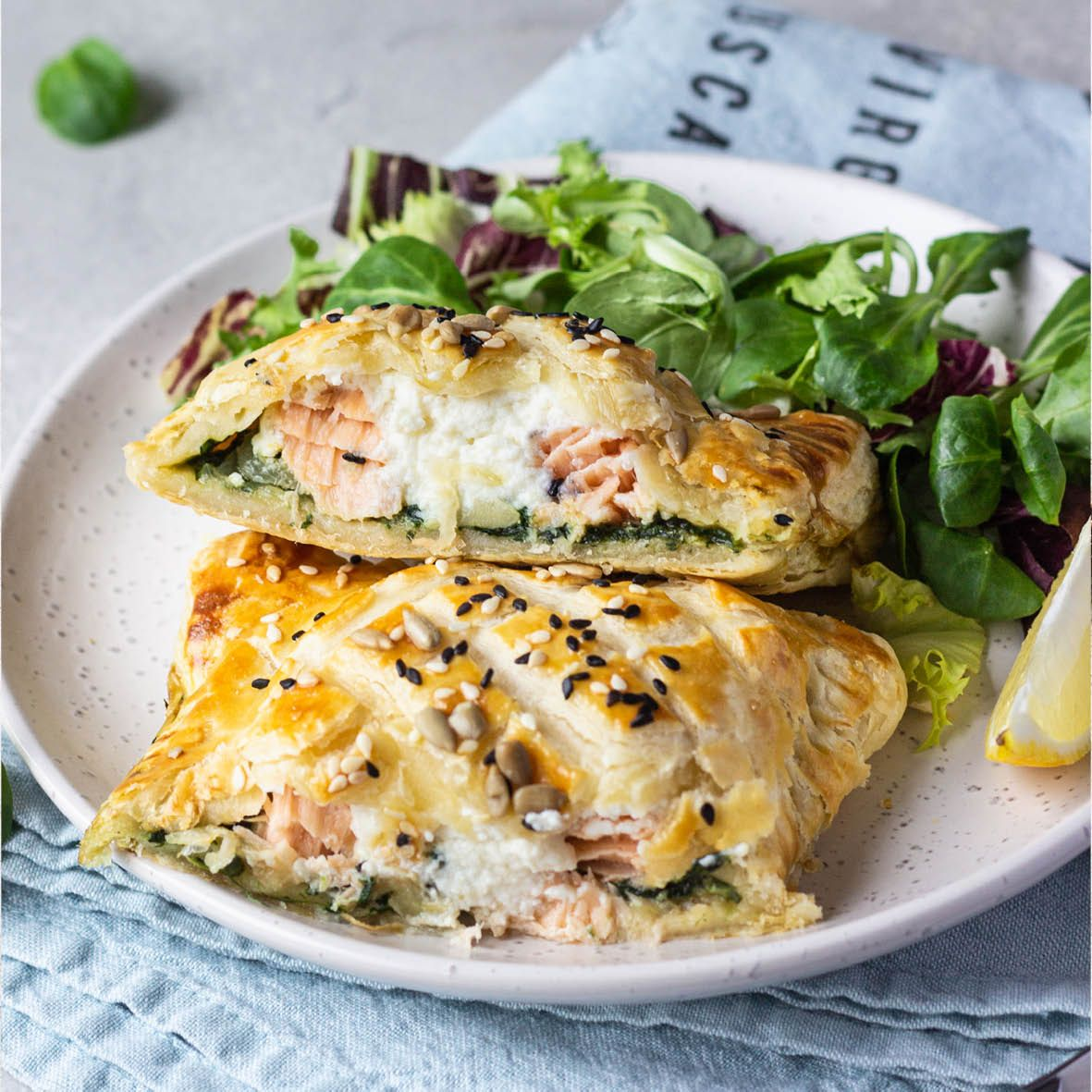 Salmon, spinach and ricotta parcels.jpg