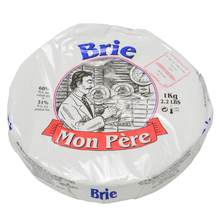 brie mon pere whole wheel isolated.png
