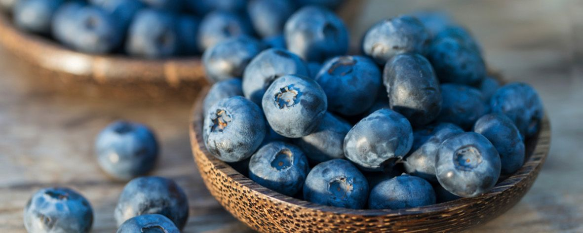 Blueberries ... Berry berry good for you - 20.8.19.jpg