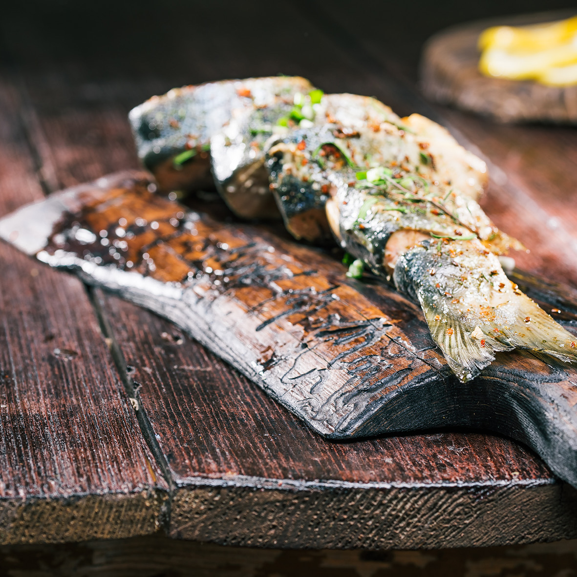 baked whole salmon with green herb mayonnaise.jpg