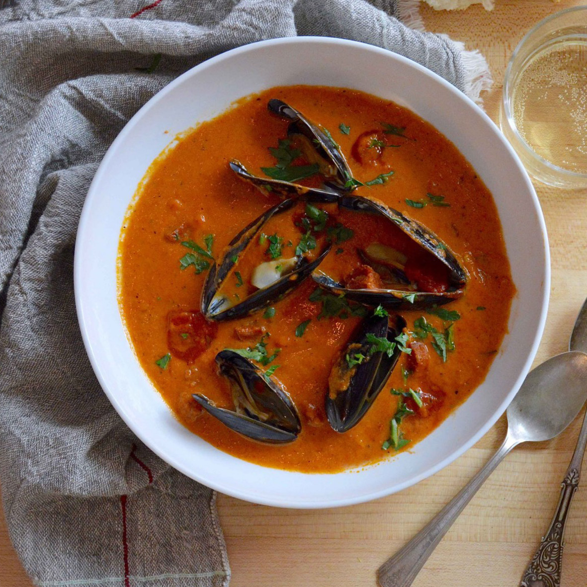 steamed mussels with tomato and chorizo broth.jpg