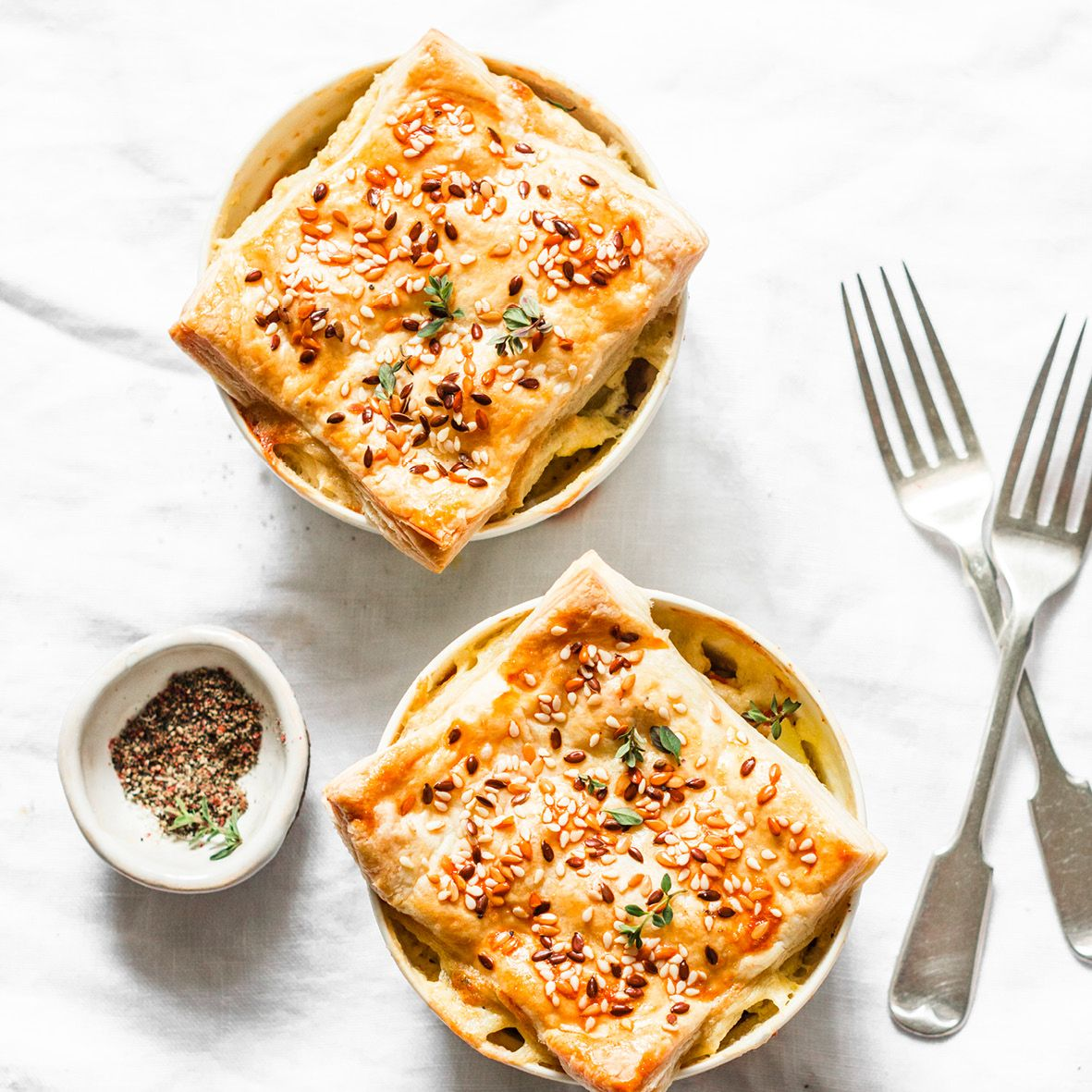Creamy chicken and vegetable pot pies.jpg